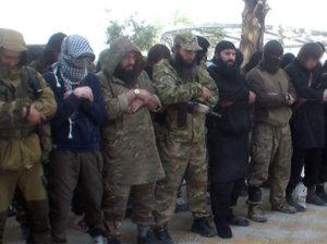 Джихад крымских татар
