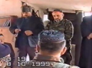 Выступление президента Аслана Масхадова (рахимухуллах) в мечети Джохара. 08.10.1999 г.