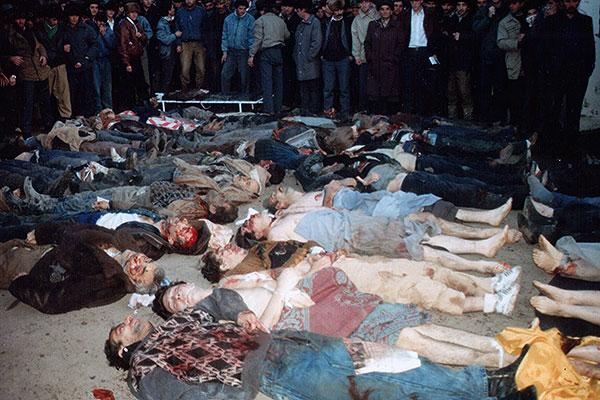 Резня: Геноцид ингушей 1992 год